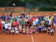 Tennis: Rekordbesuch beim Sommercamp