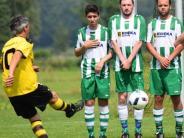 Fußball: Lange Gesichter beim Stadtmeister