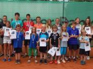Tennis: Spiel, Satz und Sieg für den Tennisnachwuchs