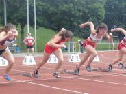 Leichtathletik: Friedberger bei vier Meisterschaften gefordert