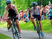 Triathlon: Drei Sekunden fehlen