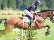 Vielseitigkeit: Reiter gehen ins Gelände