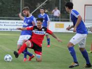 Fußball-Landesliga: Aindling gibt Sieg aus der Hand