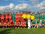 Fußball-Sparkassen-Cup: Ein neuer Name auf der Siegerliste