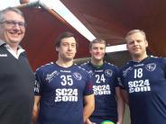Handball: Mit drei Neuen in die Bayernliga