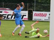 Bezirksliga: Zwei Aufreger, drei Punkte
