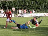 Fußball-Bezirksliga Nord: Ausgleich in der Nachspielzeit