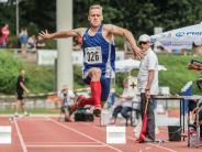 Leichtathletik: Drei Sprünge zur Bronzemedaille