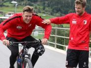 Fußball: Baier lebt beim FCA seinen Traum