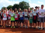 Tennis: Heißes Duell der Kreismeister