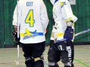 Inlinehockey: Stingrays kontra Piranhas