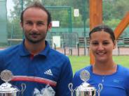 Tennis: Regen verdrängt die Kreisfinals