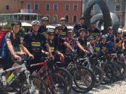 Ausdauersport: Mit dem Rad über die Alpen