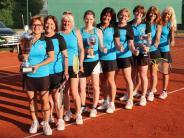 Tennis: VfL-Damen verteidigen ihren Titel
