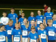 Leichtathletik II: Agnes Hartl gewinnt zwei Mal