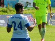 Fußball, BezirksligaBezirksliga: Mutlu rettet wenigstens einen Punkt