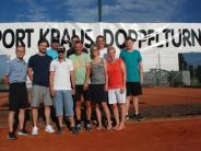Tennis: Gemeinsam stärker