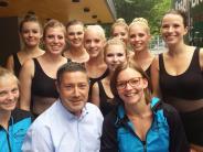 Tanzen: Diedorfer Mädels tanzen auf Platz eins