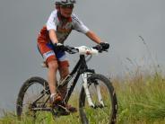 Mountainbike: Bei den Jüngsten klappt noch nicht alles