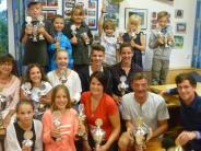 Tennis: Silberglanz für die Klubmeister