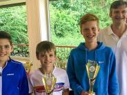 Tennis: Brüder nutzen den Heimvorteil