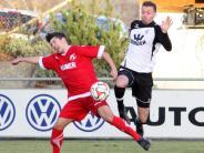 Fußball-Landesliga: Ein Zusammenprall mit Folgen für den TSV Aindling