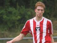 Fußball-Bezirksliga: Für Thomas Popfinger ist die Saison gelaufen
