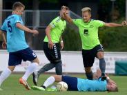 Regionalliga Bayern: Illertisser am Boden