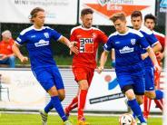Fußball-Bayernliga: Rain holt 0:2-Rückstand auf