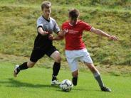 A-Klasse Augsburg Nordwest: Fußball SV Ottmarshausen gegen SV Gablingen