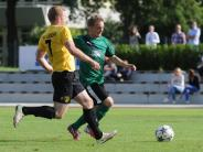 Kreisliga Augsburg: Fußball TSV Zusmarshausen gegen TSV Diedorf