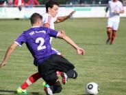 Fußball-Bezirksliga I: Elferdrama als Schlussakkord in Hollenbach