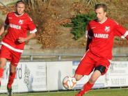Fußball-Landesliga: Der TSV Aindling ist auswärts top