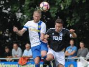 Bezirksliga-Topspiel: Senden selten obenauf