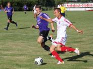 Fußball-Bezirksliga: Duell der Aufsteiger