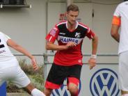 Fußball-Landesliga: Aindling nimmt neuen Anlauf