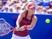 Tennis: Kerber will bei US Open Druck ausblenden