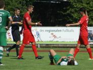 Fußball Bayernliga: Und wieder jubelt der Gegner