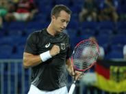 Tennis: Rätselraten um Kohlschreiber und Zverev bei US Open