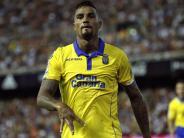 Fußball: Boateng mischt mit Las Palmas die Primera División auf