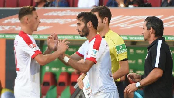 FC Augsburg: Gleich acht Spieler verabschieden sich in die Länderspiel-Pause