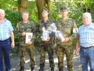 Schießen: Mit Waffen der Bundeswehr geschossen