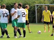 Fußball: Riesbürger Kantersieg gegen Ebnat II