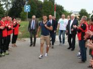 Ringen: Aichach feiert Denis Kudla