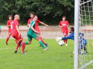 Fußball-Bezirksliga Nord: Derbysiege für Nördlingen II und Möttingen