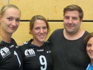 Volleyball: Das Abenteuer kann beginnen