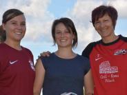 Frauenfußball: Nicht nur auf dem Platz ein Team
