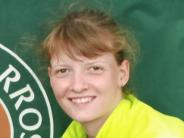 : Krumbacherin bei US Open auf dem Platz