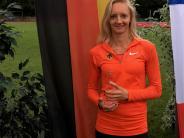 Leichtathletik: Im Nationaltrikot erfolgreich