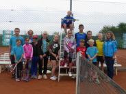 Tennis: Die Clubmeister stehen fest
